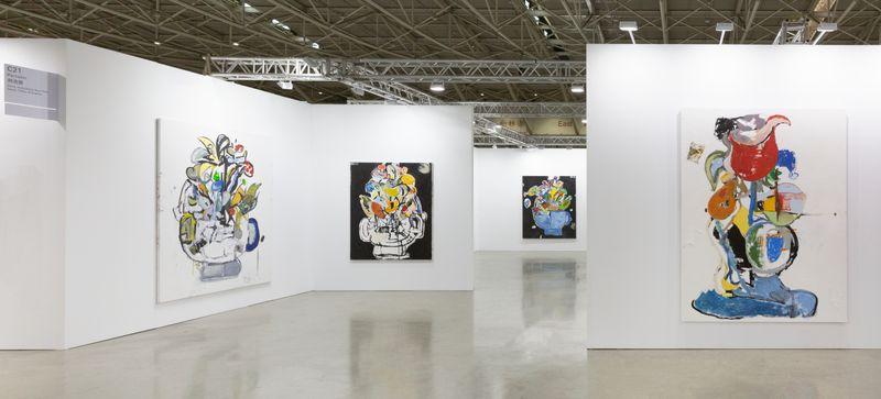 "eddie_martinez_View of the exhibition ""Taipei Dangdai""_25033"