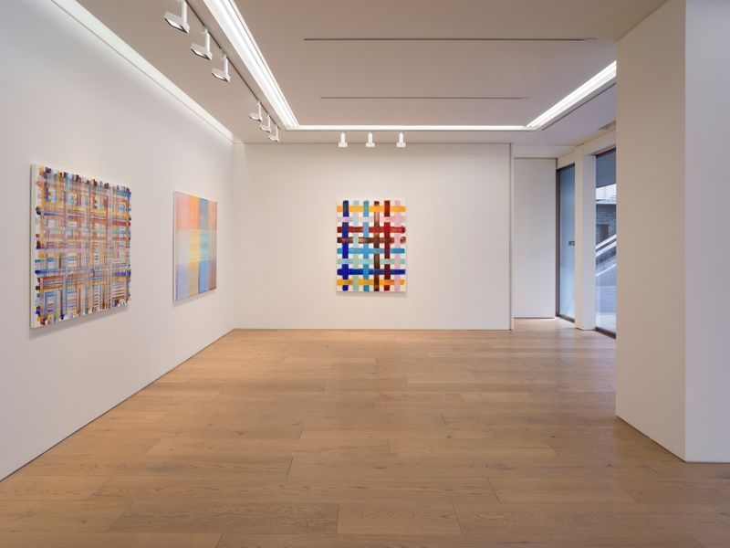 Bernard_Frize_View of the exhibition  at Perrotin, Tokyo (Japan), 2019_25157