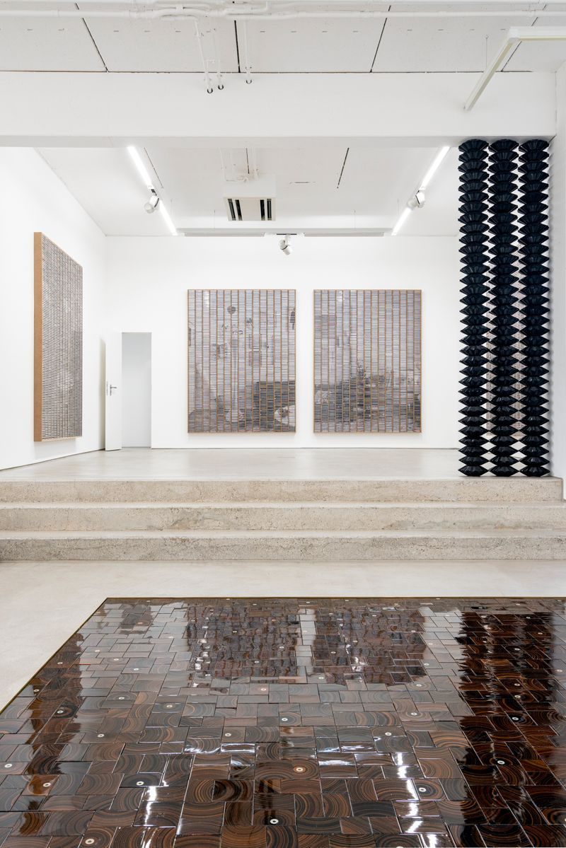 "Gregor_Hildebrandt_View of the exhibition ""LUFT IN ALLEN ZIMMERN - Gregor Hildebrandt"" at G2 Kunsthalle Leipzig (Germany)_25205"