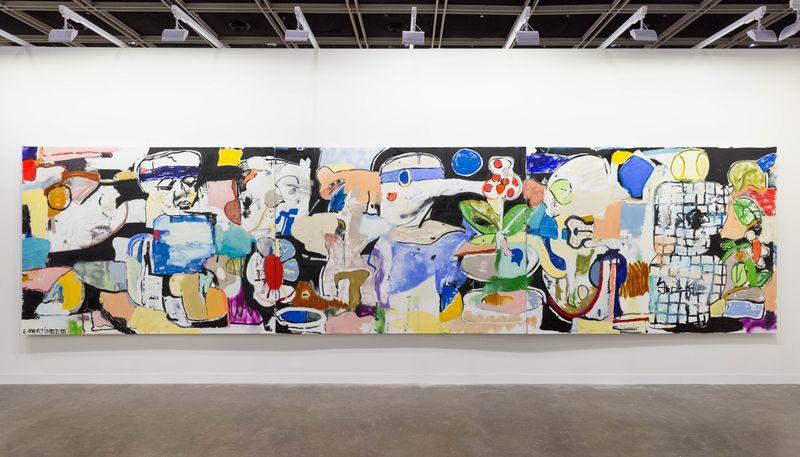 "eddie_martinez_View of the exhibition ""Hong Kong Spotlight""_25556"