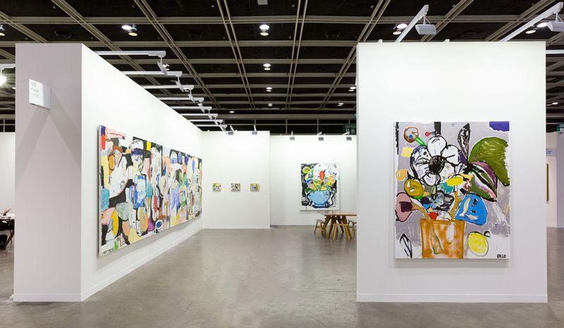 "eddie_martinez_View of the exhibition ""Hong Kong Spotlight""_25557"