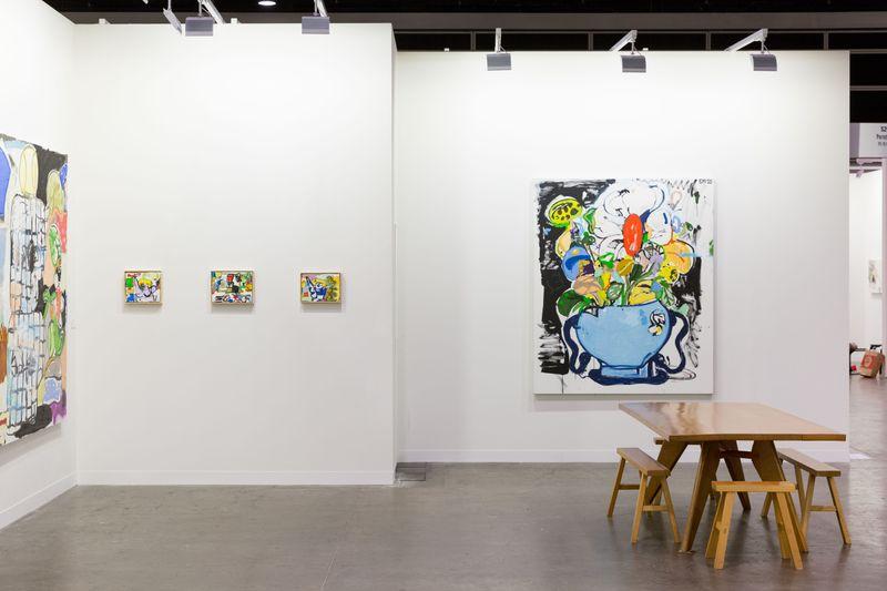 "eddie_martinez_View of the exhibition ""Hong Kong Spotlight""_25558"