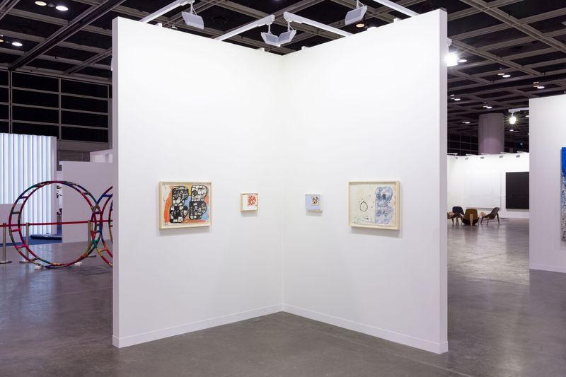 "eddie_martinez_View of the exhibition ""Hong Kong Spotlight""_25559"