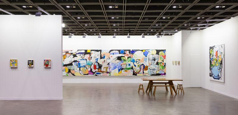 "eddie_martinez_View of the exhibition ""Hong Kong Spotlight""_25560"