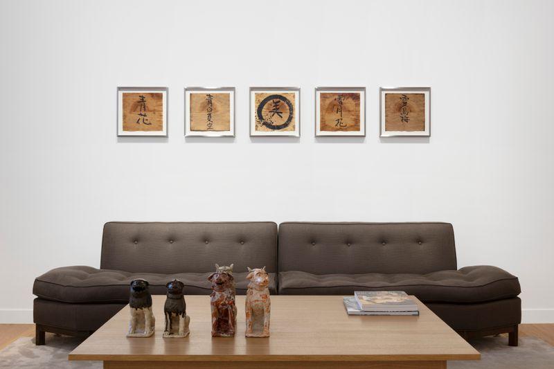"Takashi_Murakami_View of the group exhibition ""Healing"" curated by Takashi Murakami  at GALERIE PERROTIN Paris (France)_25984"