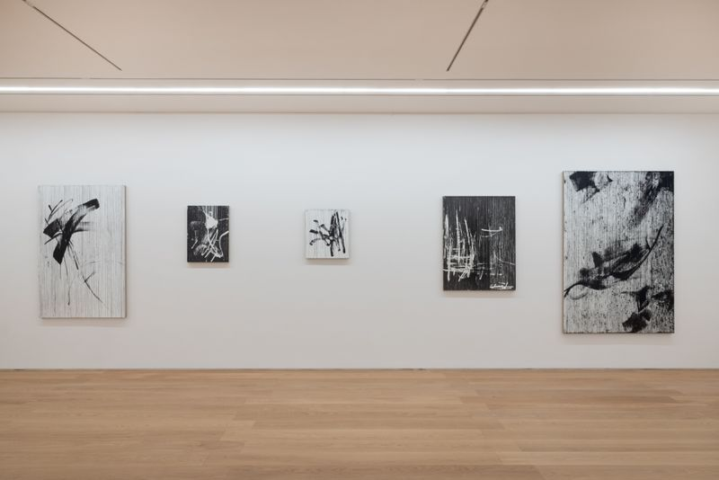 """Gregor_Hildebrandt_View of the exhibition """"Behind my back, in front of my eyes"""" at HONG KONG Gallery Limited Hong Kong (Hong Kong), 2021_28598"""