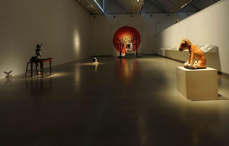Klara_Kristalova_View of the exhibition  at Göteborgs Konstmuseum  Göteborg (Sweden), 2012_4740_1
