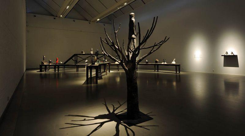 Klara_Kristalova_View of the exhibition  at Göteborgs Konstmuseum  Göteborg (Sweden), 2012_4743_1