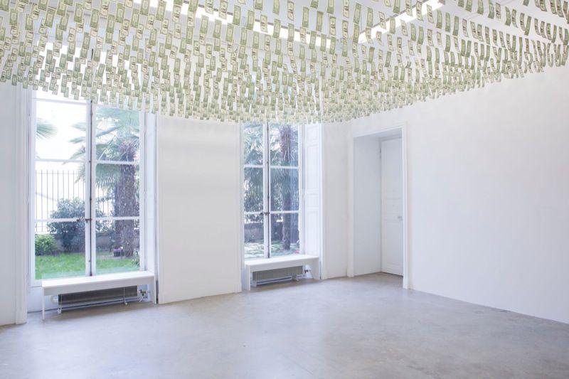 """""""Monyebox"""", Galerie Perrotin, Paris; 2013."""