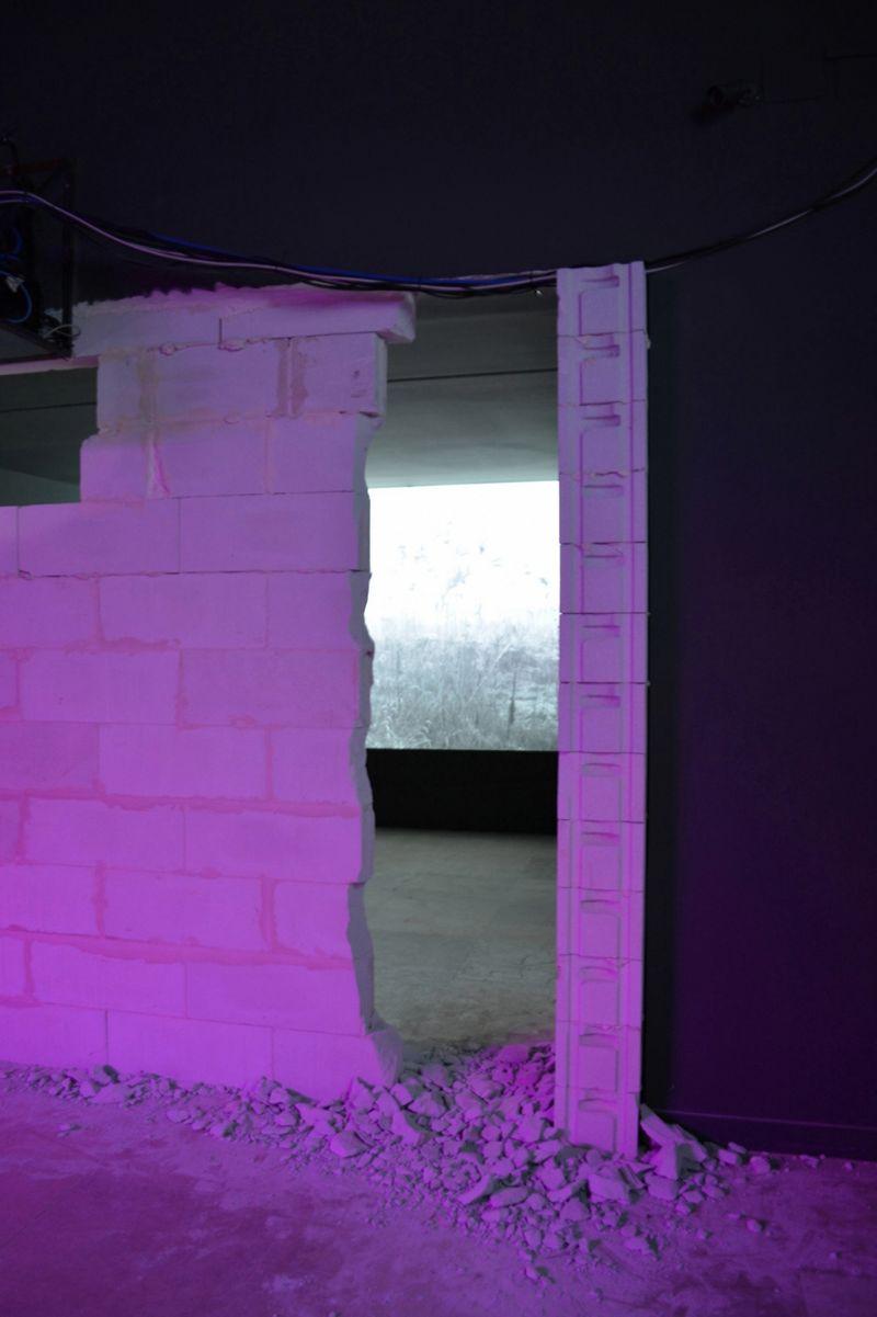 """View of the exhibition """"Intercourses - Danish Pavilion"""" at La Biennale di Venezia (the 55th International Art Exhibition), Venice (Italy), 2013"""