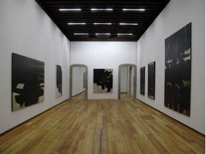 "Pierre_Soulages_View of the exhibition ""Pierre Soulages""_6146_1"
