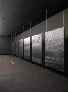 "Pierre_Soulages_View of the exhibition ""Pierre Soulages""_6147_1"