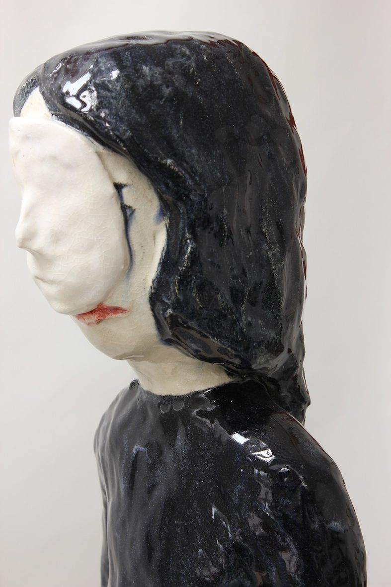 "Klara_Kristalova_View of the exhibition ""Underworld"" at Perrotin - 909 Madison Avenue, New York  New York (USA), 2014_6285_1"