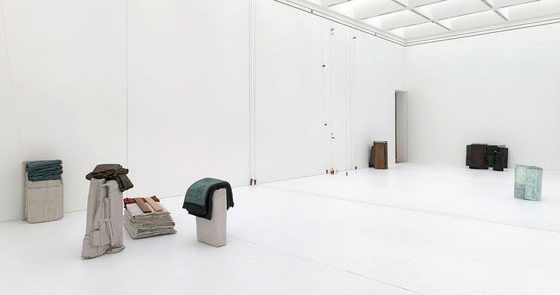 "Tatiana_Trouve_View of the exhibition ""I tempi doppi "" at Kunstmuseum Bonn Bonn (Germany), 2014_6733_1"