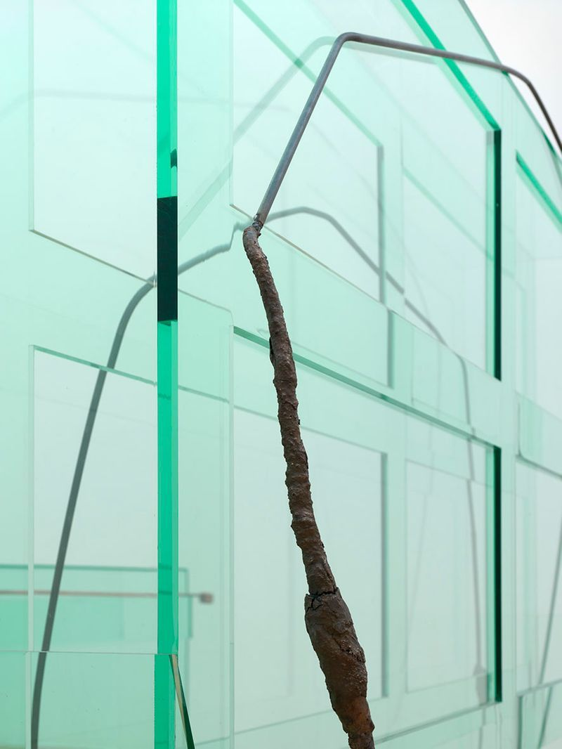 "Tatiana_Trouve_View of the exhibition ""I tempi doppi "" at Kunstmuseum Bonn Bonn (Germany), 2014_6740_1"