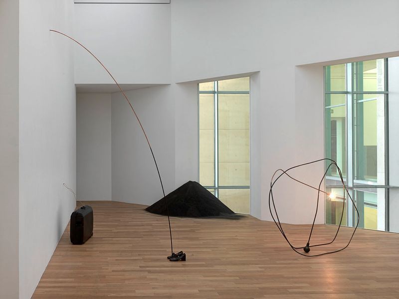 "Tatiana_Trouve_View of the exhibition ""I tempi doppi "" at Kunstmuseum Bonn Bonn (Germany), 2014_6743_1"