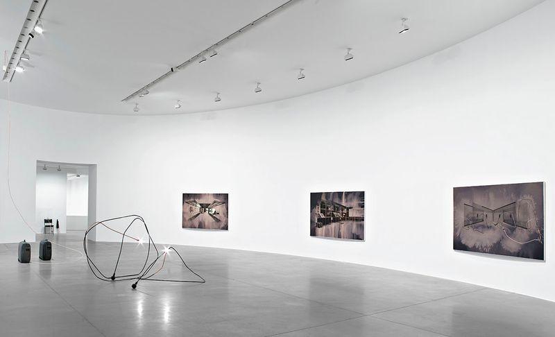"Tatiana_Trouve_View of the exhibition ""I cento titoli in 36 524 giorni "" at Gagosian Gallery  Roma (Italy), 2013_6779_1"