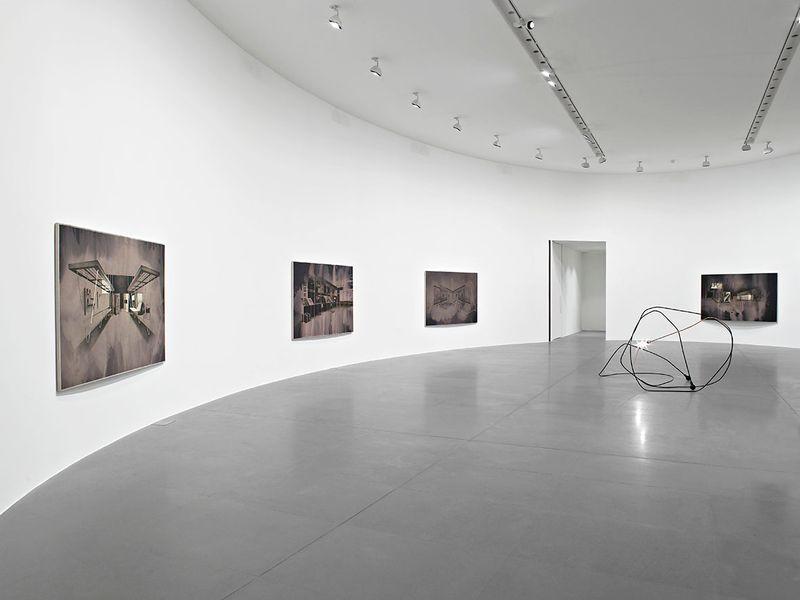 "Tatiana_Trouve_View of the exhibition ""I cento titoli in 36 524 giorni "" at Gagosian Gallery  Roma (Italy), 2013_6780_1"