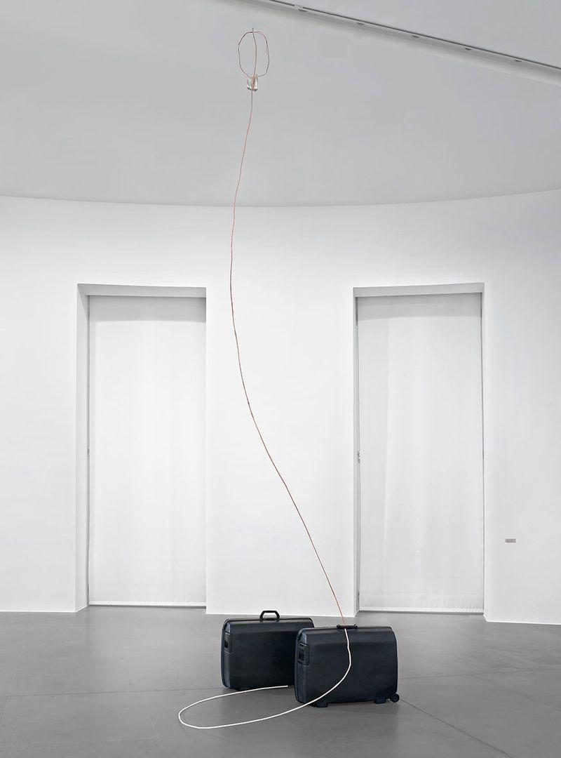 "Tatiana_Trouve_View of the exhibition ""I cento titoli in 36 524 giorni "" at Gagosian Gallery  Roma (Italy), 2013_6781_1"