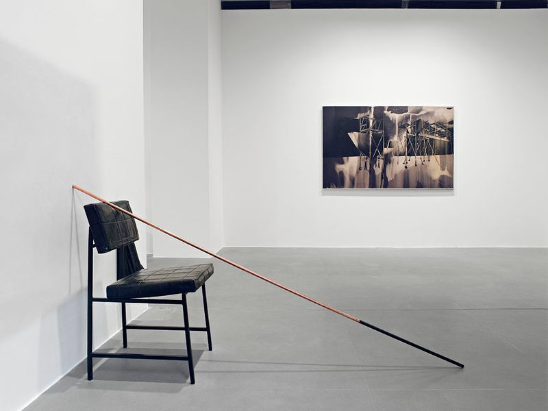 "Tatiana_Trouve_View of the exhibition ""I cento titoli in 36 524 giorni "" at Gagosian Gallery  Roma (Italy), 2013_6782_1"