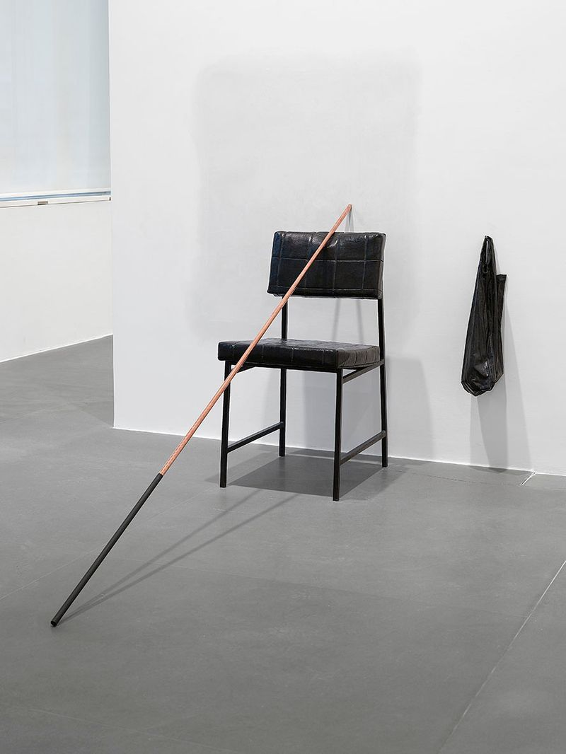 "Tatiana_Trouve_View of the exhibition ""I cento titoli in 36 524 giorni "" at Gagosian Gallery  Roma (Italy), 2013_6784_1"