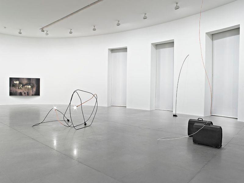 "Tatiana_Trouve_View of the exhibition ""I cento titoli in 36 524 giorni "" at Gagosian Gallery  Roma (Italy), 2013_6785_1"