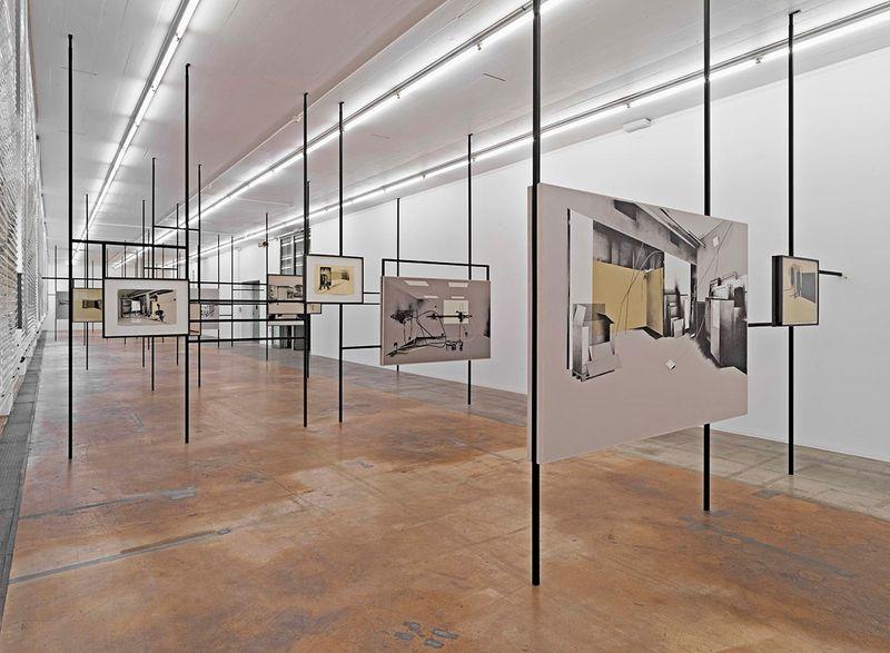 """Tatiana_Trouve_View of the exhibition """"The Longest Echo / L'Écho le plus long"""" at MAMCO Geneva (Switzerland), 2014_6974_1"""