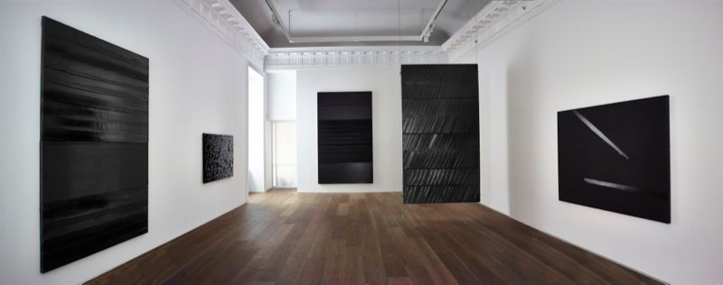 Pierre_Soulages_View of the exhibition  New York (USA), 2014_7185_1