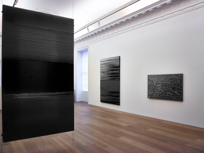Pierre_Soulages_View of the exhibition  New York (USA), 2014_7204_1