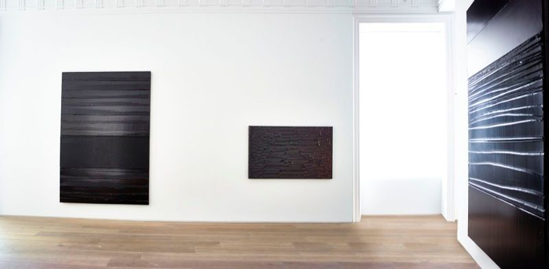 Pierre_Soulages_View of the exhibition  New York (USA), 2014_7205_1