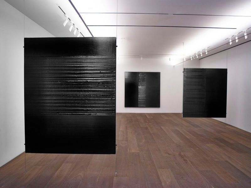 Pierre_Soulages_View of the exhibition  New York (USA), 2014_7206_1