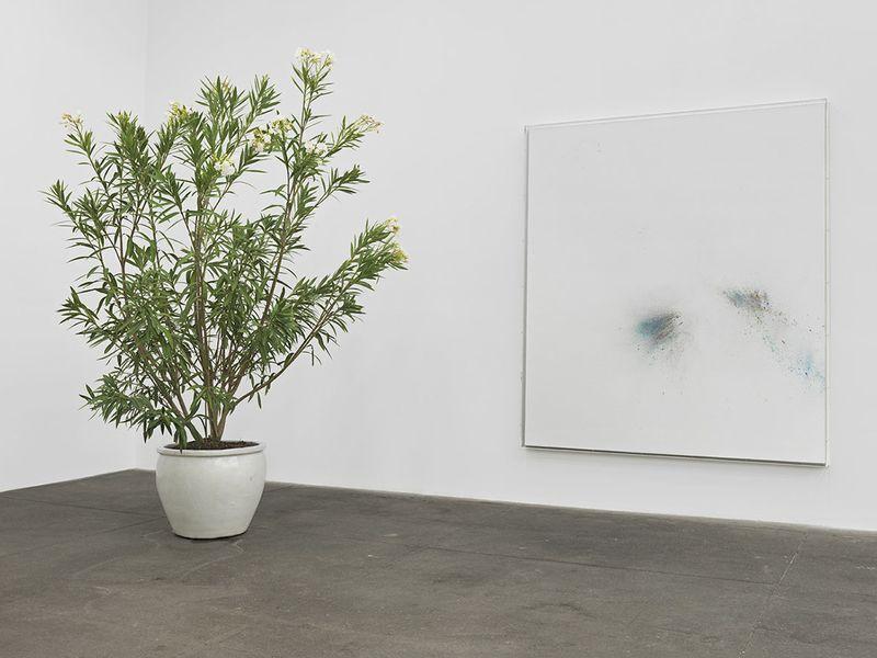 """Thilo_Heinzmann_View of the exhibition """"Thilo Heinzmann"""" at Bortolami Gallery New York (USA), 2014_7256_1"""