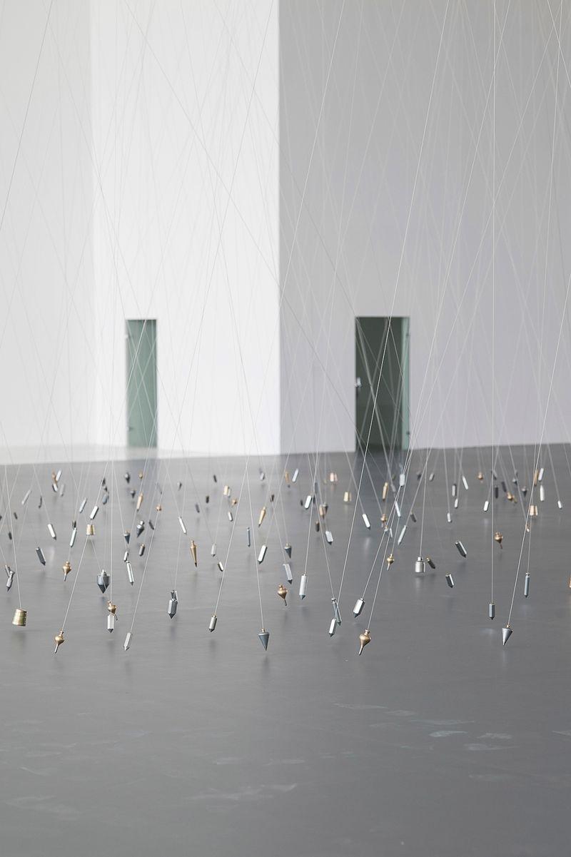 """Tatiana_Trouve_View of the exhibition """"I tempi doppi"""" at Museion Bolzano (Italy), 2014_7634_1"""