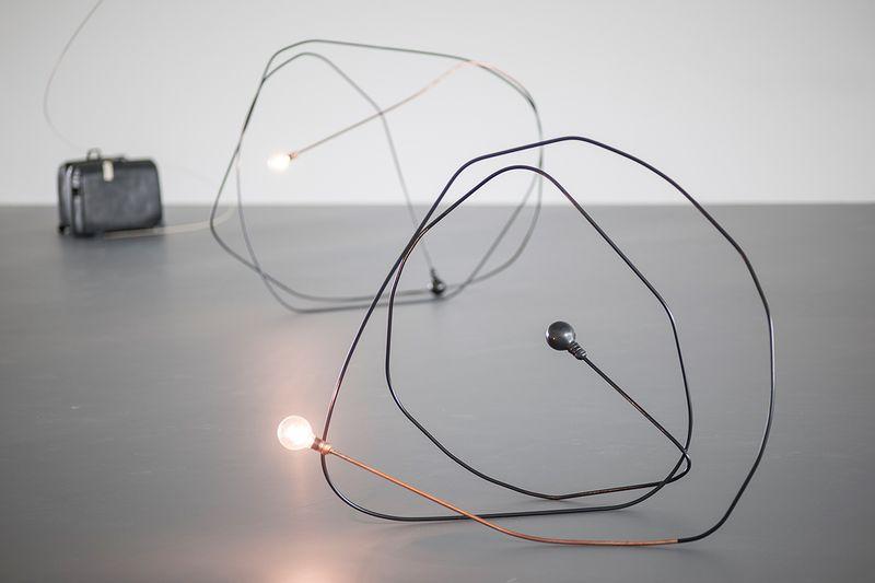 """Tatiana_Trouve_View of the exhibition """"I tempi doppi"""" at Museion Bolzano (Italy), 2014_7635_1"""