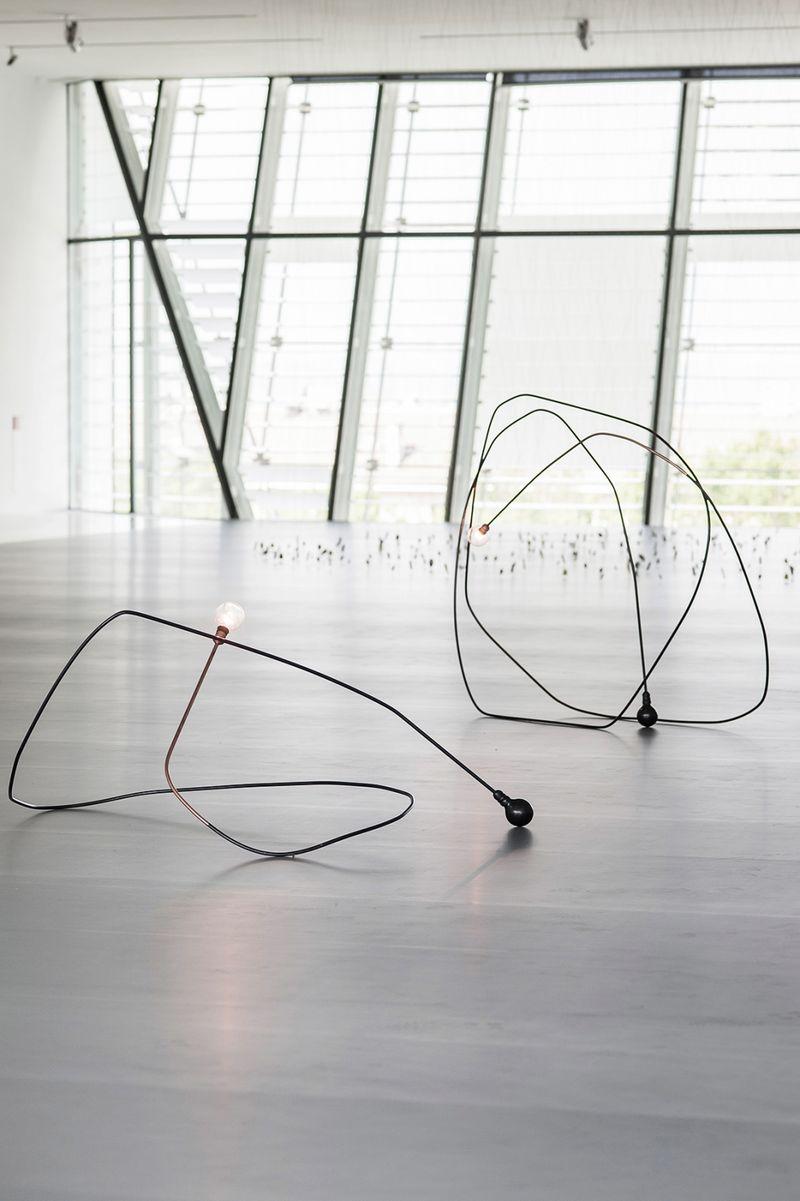 """Tatiana_Trouve_View of the exhibition """"I tempi doppi"""" at Museion Bolzano (Italy), 2014_7636_1"""