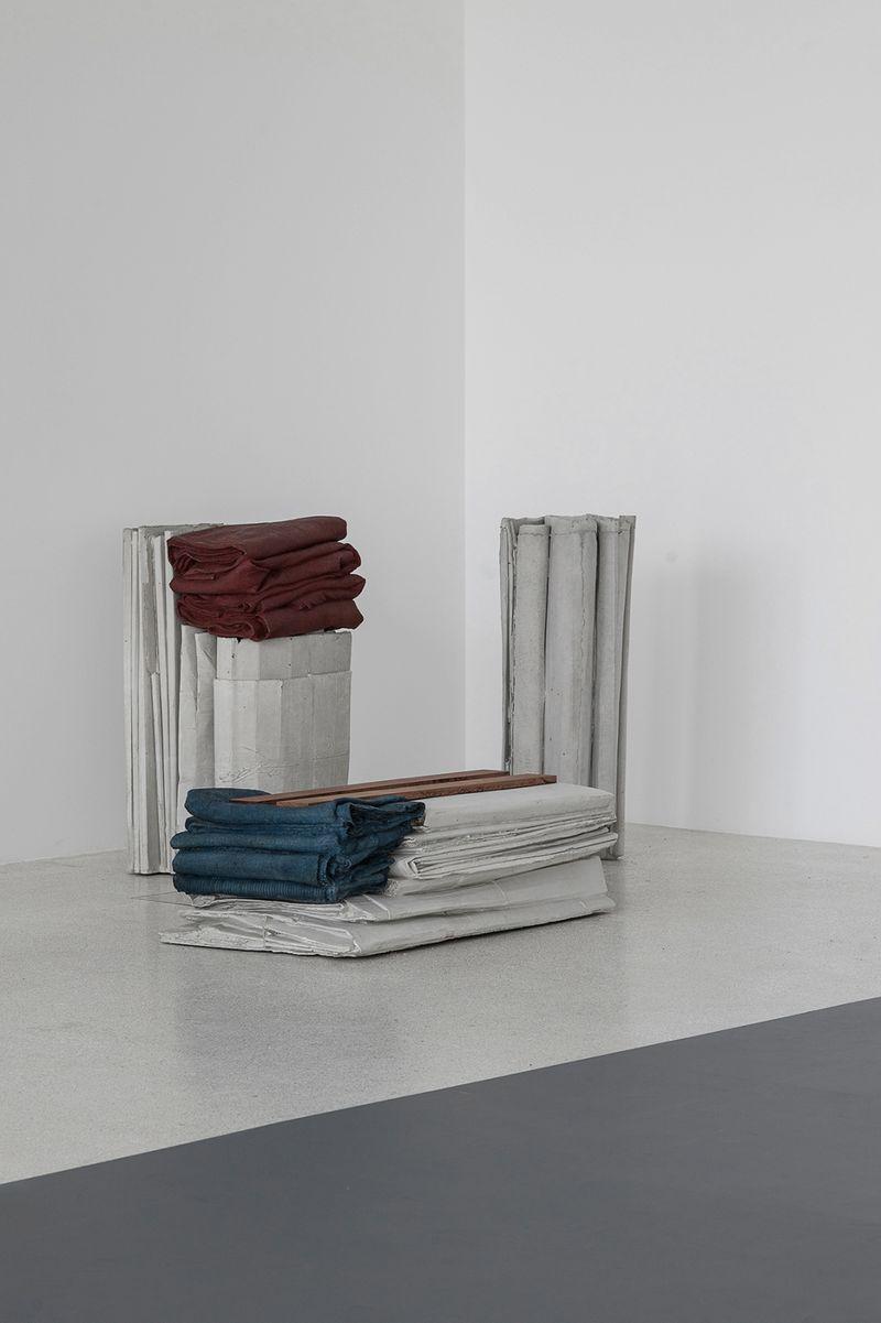"""Tatiana_Trouve_View of the exhibition """"I tempi doppi"""" at Museion Bolzano (Italy), 2014_7640_1"""