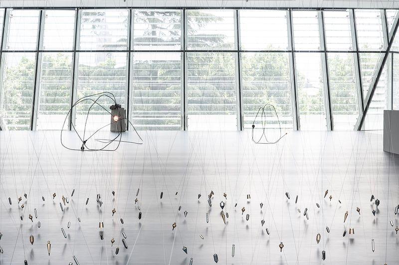 """Tatiana_Trouve_View of the exhibition """"I tempi doppi"""" at Museion Bolzano (Italy), 2014_7744_1"""