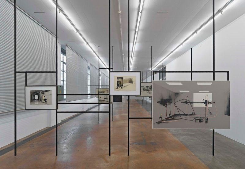 """Tatiana_Trouve_View of the exhibition """"The Longest Echo / L'Écho le plus long"""" at MAMCO Geneva (Switzerland), 2014_7962_1"""