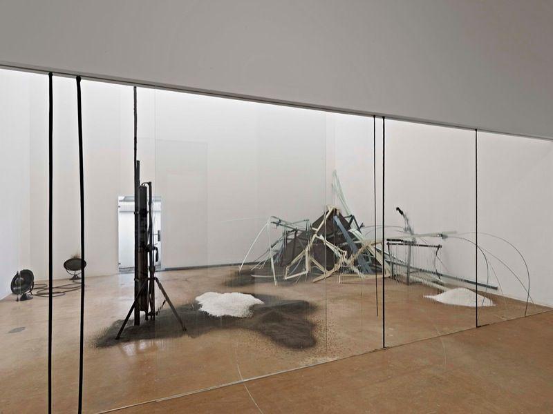 """Tatiana_Trouve_View of the exhibition """"The Longest Echo / L'Écho le plus long"""" at MAMCO Geneva (Switzerland), 2014_7963_1"""