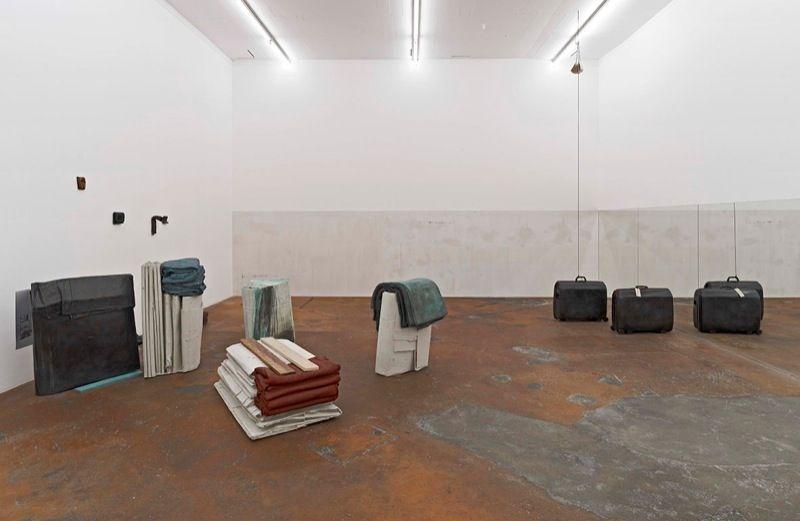 """Tatiana_Trouve_View of the exhibition """"The Longest Echo / L'Écho le plus long"""" at MAMCO Geneva (Switzerland), 2014_7964_1"""