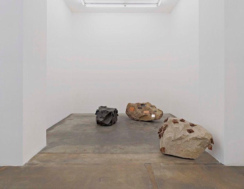 """Tatiana_Trouve_View of the exhibition """"The Longest Echo / L'Écho le plus long"""" at MAMCO Geneva (Switzerland), 2014_7965_1"""