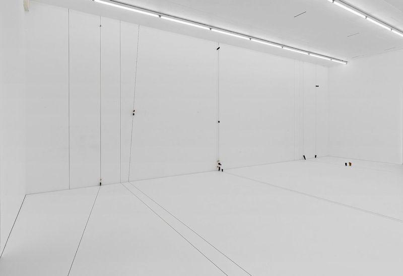 """Tatiana_Trouve_View of the exhibition """"The Longest Echo / L'Écho le plus long"""" at MAMCO Geneva (Switzerland), 2014_7966_1"""
