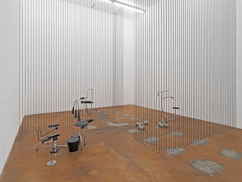 """Tatiana_Trouve_View of the exhibition """"The Longest Echo / L'Écho le plus long"""" at MAMCO Geneva (Switzerland), 2014_7970_1"""
