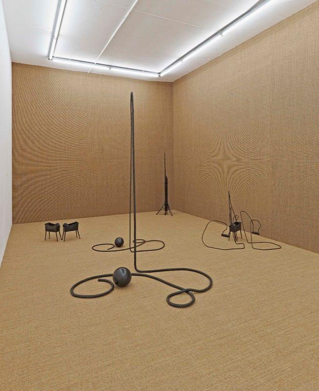"""Tatiana_Trouve_View of the exhibition """"The Longest Echo / L'Écho le plus long"""" at MAMCO Geneva (Switzerland), 2014_7971_1"""