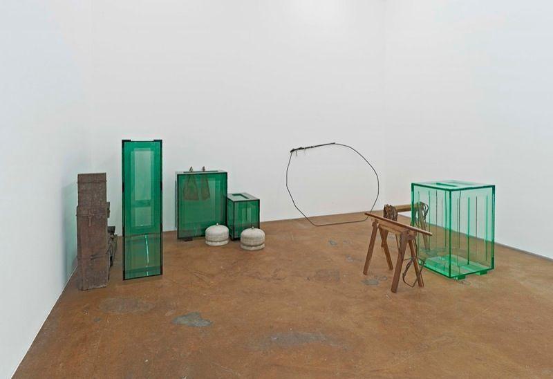 """Tatiana_Trouve_View of the exhibition """"The Longest Echo / L'Écho le plus long"""" at MAMCO Geneva (Switzerland), 2014_8119_1"""