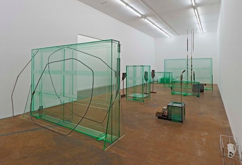 """Tatiana_Trouve_View of the exhibition """"The Longest Echo / L'Écho le plus long"""" at MAMCO Geneva (Switzerland), 2014_8120_1"""