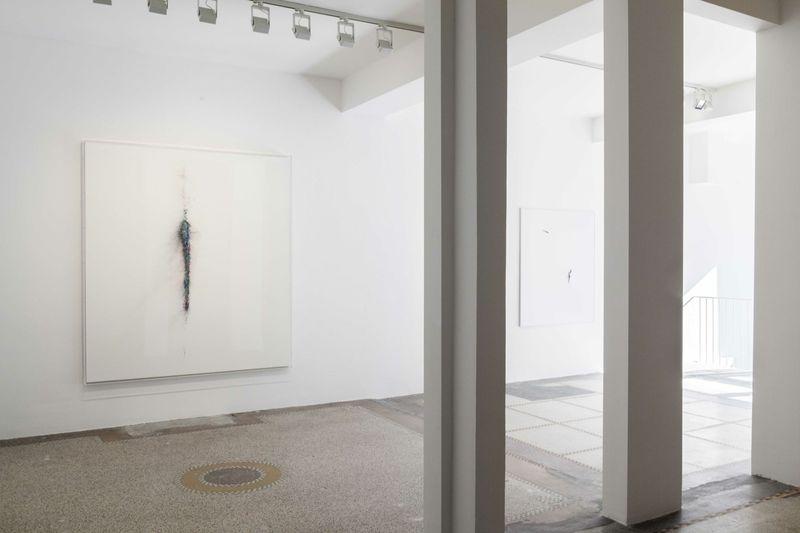 """Thilo_Heinzmann_View of the exhibition """"You it & I"""" at dépendance Bruxelles, 2014_9358_1"""
