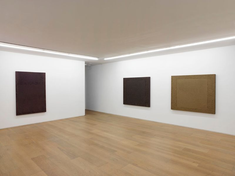 """Chang-Sup_Chung_View of the exhibition """"Meditation""""_9797_1"""