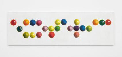 Exoteric (Billes Colorées) | Alain JACQUET