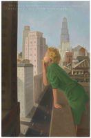 1955·New York·29 Years Old / 1955·紐約·29歲 | 陳可